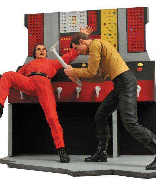 Star Trek Select Akciófigura - Captain Kirk (18cm)