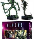 Aliens Retro Collection 2-pack figurák - Mantis Alien & Snake Alien (13cm)