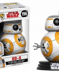 Star Wars Episode VIII Funko POP! Bobble-Head figura - BB-8