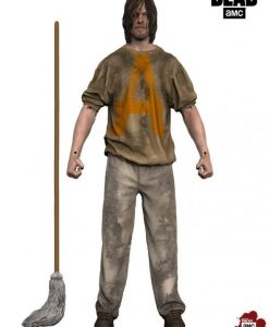 The Walking Dead akciófigura - Savior Prisoner Daryl (18cm)