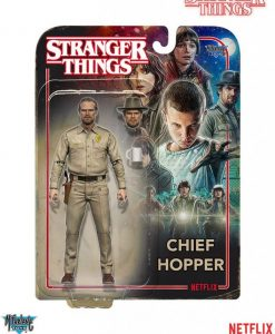 Stranger Things Akciófigura - Chief Hopper (18cm)