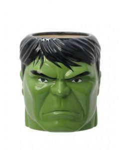 Marvel Comics Super Hero 3D bögre - Hulk