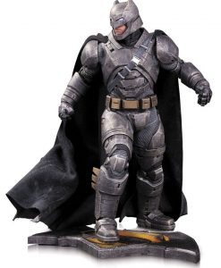 x_dccsep150334 Batman v Superman Dawn of Justice Statue Armored Batman 32 cm