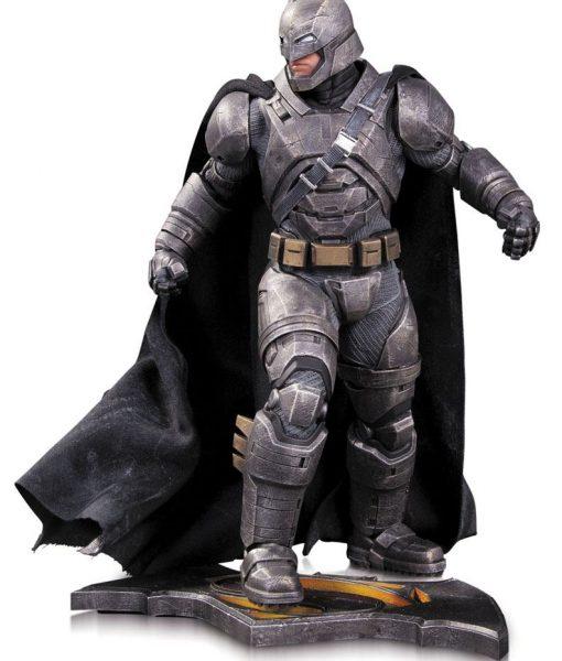 x_dccsep150334 Batman v Superman Dawn of Justice Statue Armored Batman 32 cm