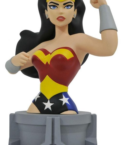 Justice League Persely - Wonder Woman (15cm)
