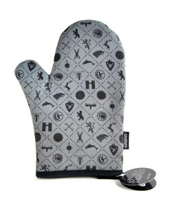 x_hmb-mittgt01 Game of Thrones Oven Glove All Sigils