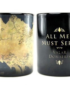 x_hmb-mugbgt05 Game of Thrones Heat Change Mug Map