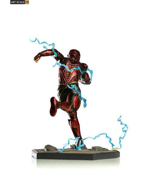 Justice League Art Scale Szobor - 1/10 Flash (16cm)