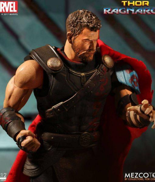 Thor Ragnarok akciófigura - 1/12 Thor (16cm)