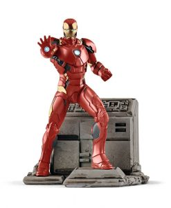 x_sch21501 Marvel Comics Figure Iron Man 10 cm