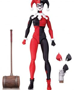 x_dccaug150314 DC Comics Icons Action Figure Harley Quinn (No Man's Land) 15 cm