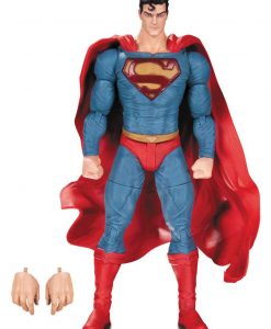 x_dccoct150295 DC Comics Designer Action Figure Superman by Lee Bermejo 17 cm