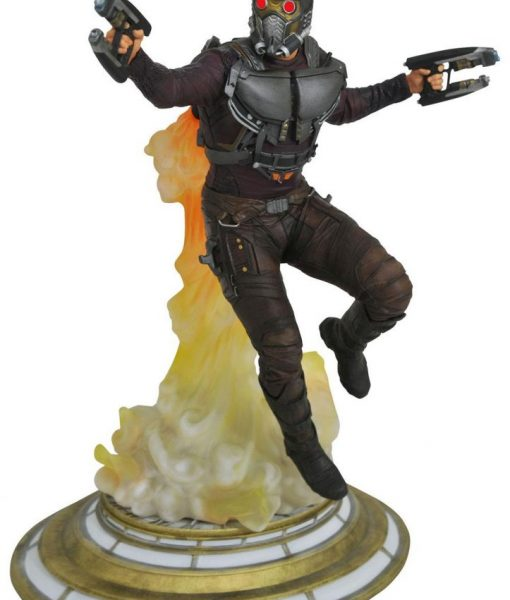 x_diammay172526 Guardians of the Galaxy Vol. 2 Marvel Gallery PVC Statue Star-Lord 25 cm