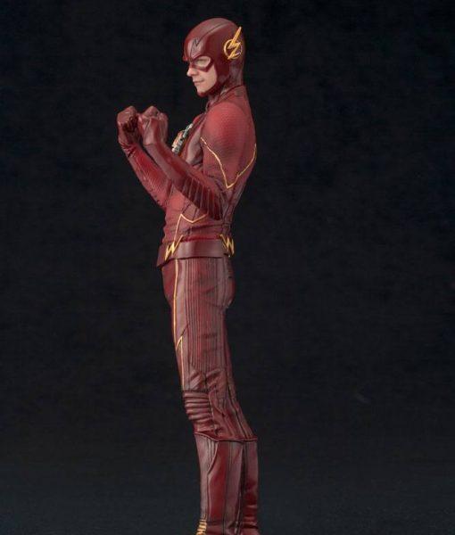 x_ktosv217 The Flash ARTFX+ PVC Statue 1/10 The Flash heo EU Exclusive 19 cm