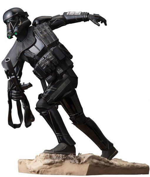 x_ktosw116 Star Wars Rogue One ARTFX Statue 1/7 Death Trooper 24 cm