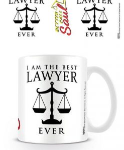 x_mg23315 Better Call Saul Mug I Am The Best Lawyer Ever
