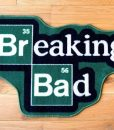x_pty010002 Breaking Bad Rug Logo 85 x 55 cm