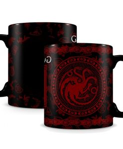x_scmg24715 Game of Thrones Heat Change Mug Targaryen