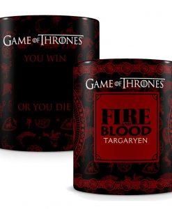 x_scmg24715 Game of Thrones Heat Change Mug Targaryen