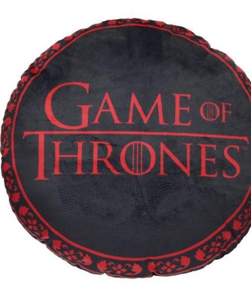x_sdthbo20247 Game of Thrones Pillow House Targaryen 45 cm