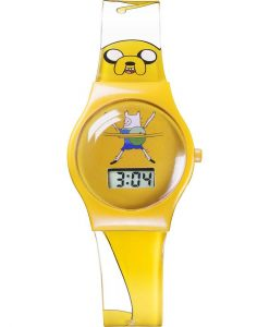 x_zltdadt3 Adventure Time LCD Digital Watch Jake