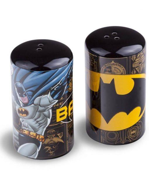 x_zltdbat77dc Batman Salt and Pepper Shaker Batman