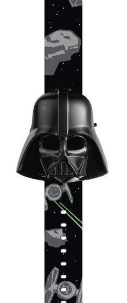x_zltdstar426a Star Wars LCD Watch Darth Vader