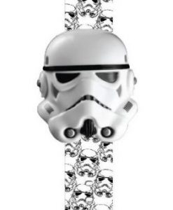 x_zltdstar427 Star Wars LCD Watch Stormtrooper