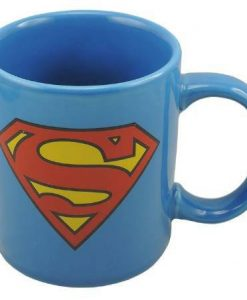 x_zltdsup3dc Superman Mug Logo Blue