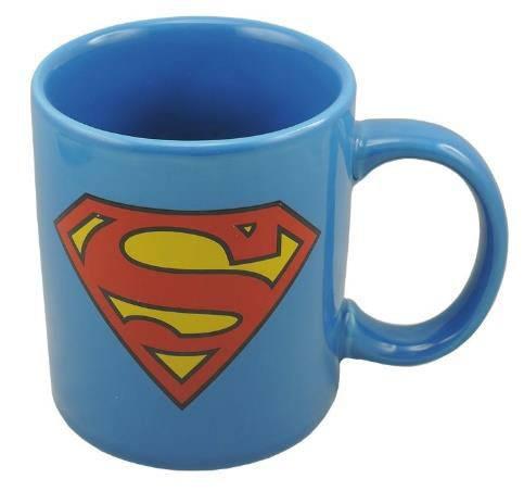 x_zltdsup3dc Superman Mug Logo Blue