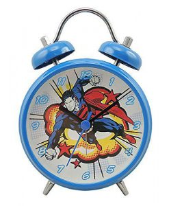 x_zltdsup6dc Superman Alarm Clock Superman