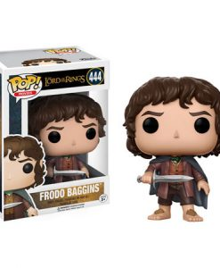 FK13551 Lord of the Rings POP! Movies Vinyl Figures Frodo Baggins 8 cm