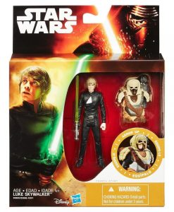 Star Wars Armor Up Akció figura - Luke Skywalker