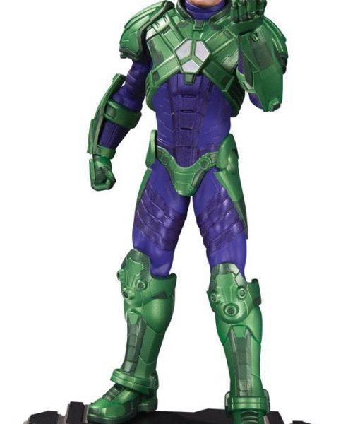 x_dccjan160375 DC Comics Icons Statue Lex Luthor 26 cm