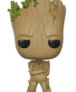x_fk12772 Guardians of the Galaxy 2 POP! Vinyl Bobble-Head Teenage Groot 9 cm