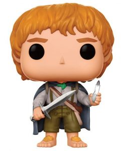 x_fk13553 Lord of the Rings POP! Movies Vinyl Figure Samwise Gamgee 8 cm