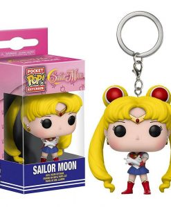 x_fk14880 Sailor Moon Pocket POP! Vinyl Keychain Sailor Moon 4 cm