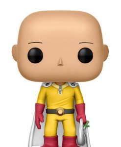 x_fk14993 One-Punch Man POP! Animation Vinyl Figure Saitama 9 cm
