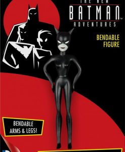 x_njc00dc3947_a The New Batman Adventures Bendable Figure Catwoman 14 cm