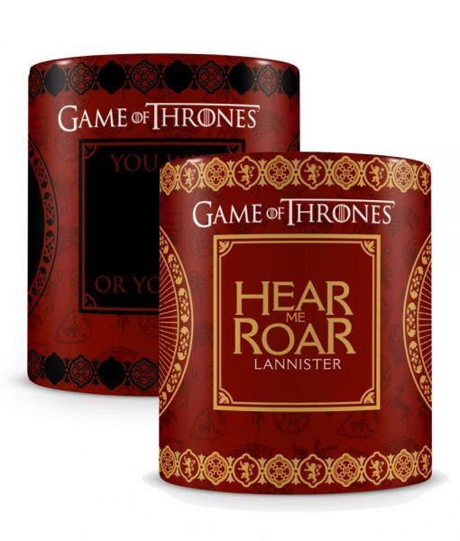 x_scmg24716 Game of Thrones Heat Change Mug Lannister