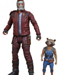 Star Lord & Rocket Raccoon