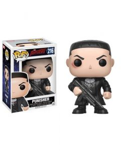Daredevil POP! Marvel Bobble-Head Figures Punisher 9 cm
