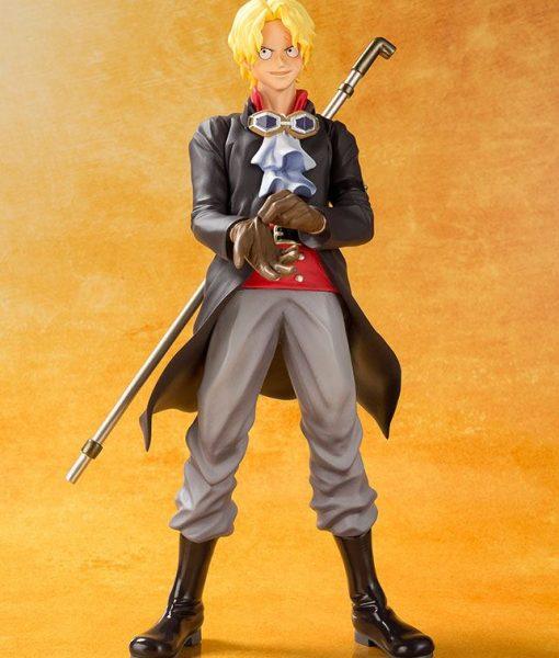 x_btn11586-1 One Piece Film Gold FiguartsZERO PVC Statue Sabo Tamashii Web Exclusive 15 cm