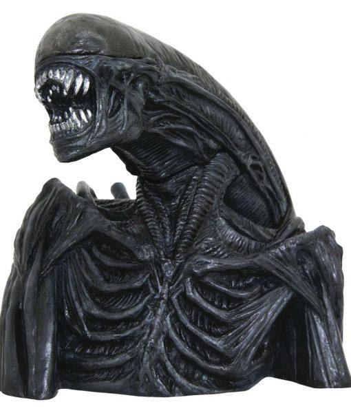 x_diamjun172644 Alien Covenant Bust Bank Xenomorph 18 cm
