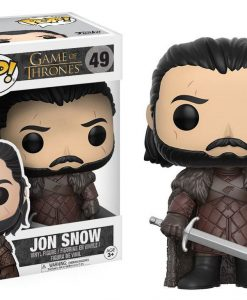 x_fk12215 Game of Thrones POP! Television Vinyl Figure Jon Snow 9 cm