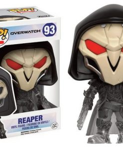 x_fk12836 Smokey Reaper Overwatch POP! Games Vinyl Figure Reaper 9 cm