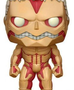 x_fk14195 Attack on Titan Super Sized POP! Animation Vinyl Figure Armored Titan 15 cm