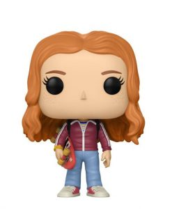 x_fk22569 Stranger Things POP! TV Vinyl Figure Max with Skate Deck 9 cm