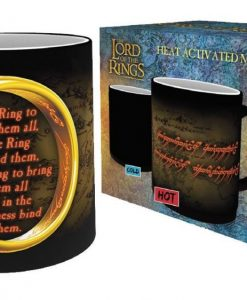 x_gye-mgh0023 Lord of the Rings Heat Change Mug One Ring