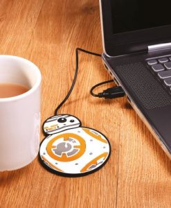 x_bs144867b Star Wars USB Cup Warmer BB-8